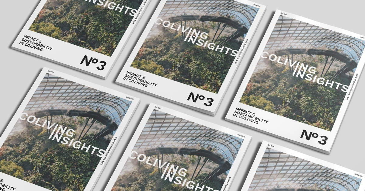 coliving insights magazine